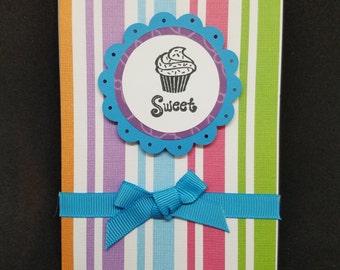 Pop-Up Gift Card Holder Card