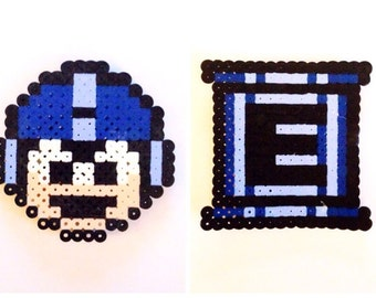 Mega Man Magnet Set