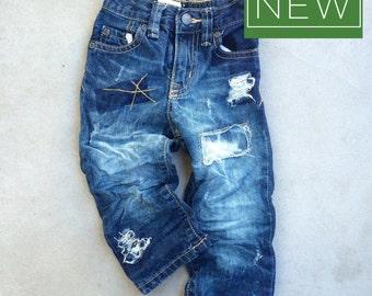 18-24m Baby Boy Jeans
