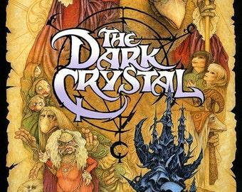 "The Dark Crystal  11"" x 17""  Movie Décor Poster - B2G1F"
