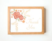 Thank you Card Set, Set o...