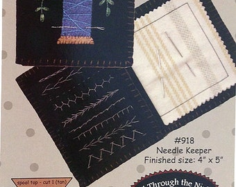 Needle Keeper Pattern by All Through the Night