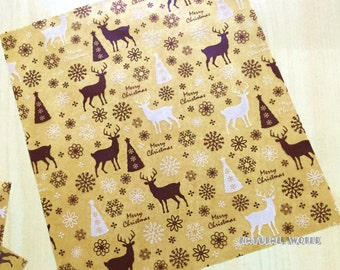 50 sheet For Christmas Food Wrapping Paper,Nougat wrapping Paper,cake Wax Paper,Soap Packaging Paper,Greaseproof Baking Paper,candy paper