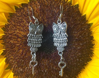 Hoot Earrings