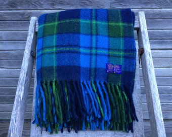Vintage Pendleton Wool Throw