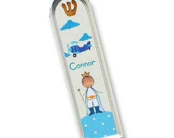 Personalized mezuzah etsy personalized kids mezuzah case custom mezuzah with your childs name for children and babies negle Gallery