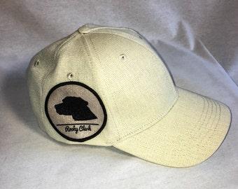 Natural White RC Hemp Hat