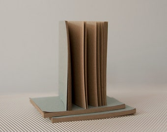 Small Light Blue Softcover Notebook | Sketchbook