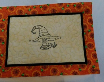 Witch Hat Placemats