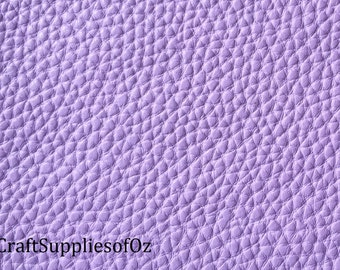Light Purple Lilac Faux Leather Purple Leatherette Supply in Australia