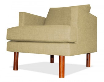 Clark Arm Chair in Sesame