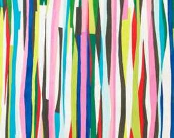 Free Shipping in AU! Alexander Henry Fabrics - Seaweed Stripe 100% Cotton