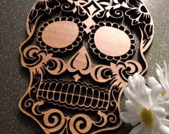 Diamond Sugar Skull