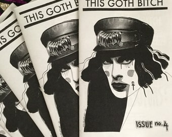 This Goth Bitch issue no. 4