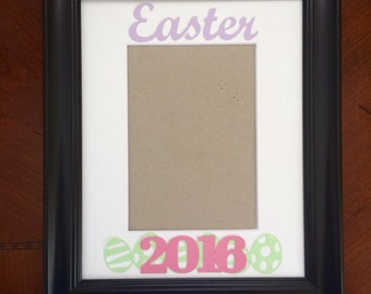 Easter 2016 picture frame