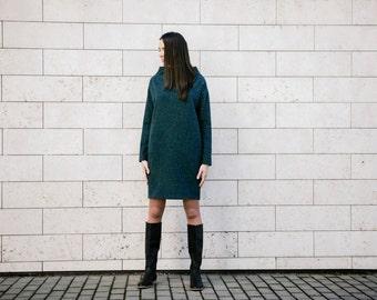 Woolen Dress Motumo 15FW8