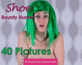 Shoe - Bounty Hunter - (Mature, Contains Nudity) - 40 Pictures
