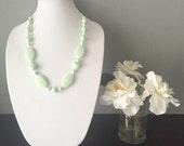 Teething Necklace / Sensory Necklace / Nursing Necklace / Chew Bead Necklace / Washable Necklace / Breastfeeding Necklace / Babywearing