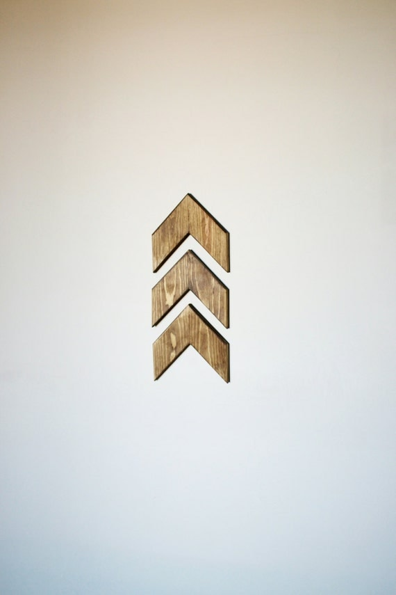 Arrows For Wall Decor : Set of small wooden arrows wall decor gallery