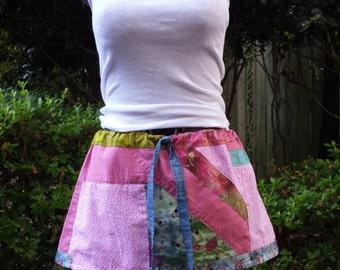 Piecework Miniskirt