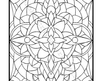Coloring Page (Ontrakit)