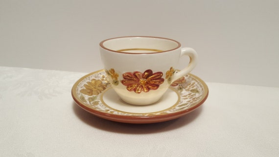 Stangl Inspiration Cup and Saucer #5204
