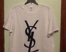 New YSL T-shirt