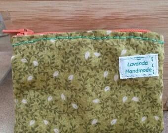 Hippie purse Green