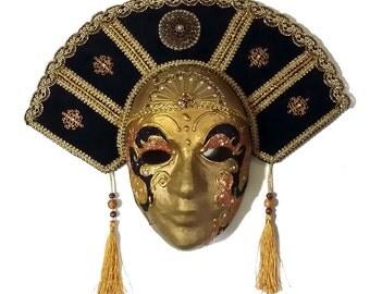 Inca God Mask U168