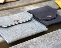 Cork purse, unique, sustainable and vegan, handmade in London, custom made service available