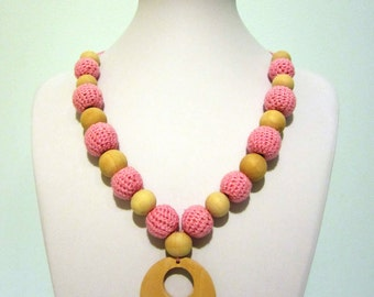Breastfeeding necklace, Wrap baby Carrier Sling accessories