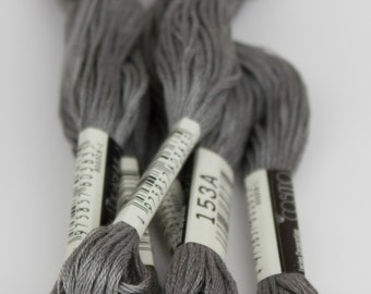 Cosmo Lecien Embroidery Floss 6 Strand Skein #153A