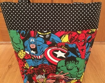 Marvel Tote bag