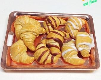 Croissant 3 flavors