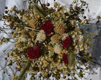 Dried Flower Bouquet #102