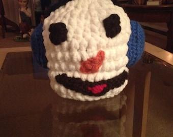 Snowman touque