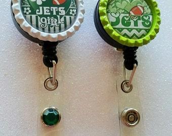 Jets ID Badge, Jets Badge, New York Jets ID Badge, New York Jets Badge, New York Jets, Jets