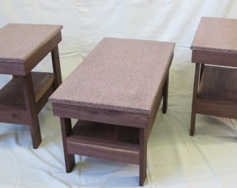 Freestone Coffee and End Table Set