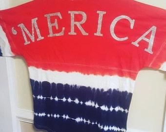 Merica Spirit Jersey Long Sleeve