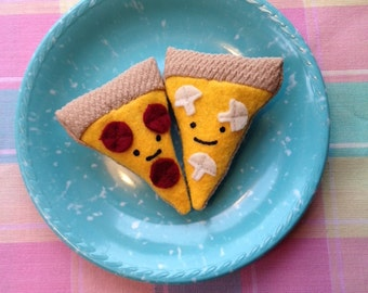 Pizza Bros- Peppi and Fun-guy