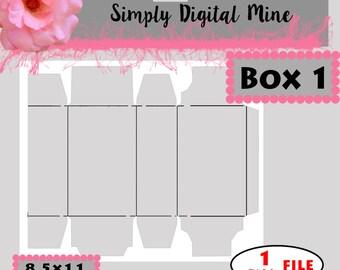 YOU Design!!! Box 1  Templates!!