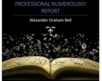Numerology Astrology Report - Day by Day Forecast and Name Horoscope Personal Reading