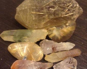 Included quartz set