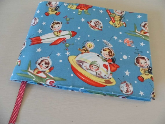 Nhs Red Book Cover Tutorial : Space rascals nhs red book handmade fabric cover