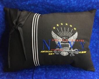 Navy Black Jumper - Enlisted