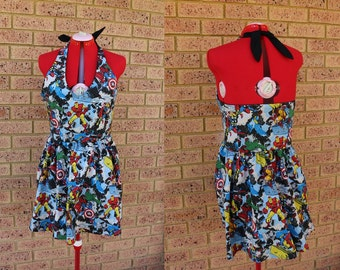 Marvel Pinup Dress