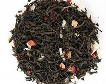 Strawberry & Coconut Loose Leaf Tea - 100gms