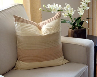 Handloom Cotton Cushion Cover
