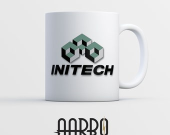 Initech Software Company Office Space Coffee / Tea Mug