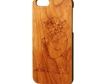 Star Wars iPhone 6 case, Wood iPhone 6s case, iPhone 5s case, Galaxy S5 wood case, Engraved iPhone 6 plus Case, Free Shipping